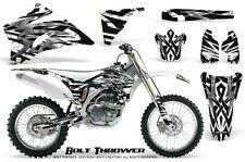 YAMAHA YZ250F YZ450F 06-09 GRAPHICS KIT CREATORX DECALS BTW