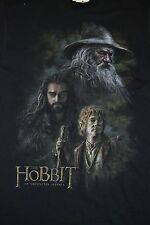 Hobbit An Unexpected Journey Adult T-Shirt Size Small Officially Licensed
