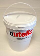 Ferrero Nutella Chocolate Hazelnut Spread Huge Bucket Tub 3kg / 6.6lb Fresh