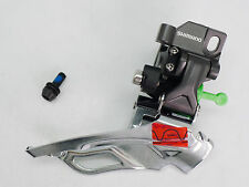 New Shimano SLX FD-M661-D Direct Attachment Type 9 Speed Front Derailleur