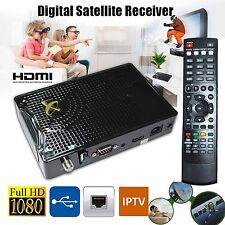 Digital Satellite Receiver Box Freesat HD PVR Direct Free TV Channel AS OPENBOX