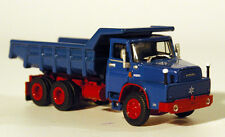 340 GMTS - GOLDEN OLDIES 1:87 LKW Henschel H 261 AK 6x6 Kipper blau