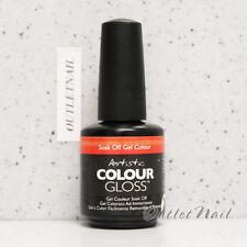 Artistic Nail Design    PART B Colour Gloss Soak Off Gel Colour - SHIP IN 24H