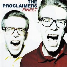 THE PROCLAIMERS : FINEST / CD - TOP-ZUSTAND