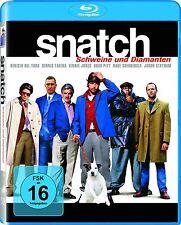 Snatch - Schweine und Diamanten [Blu-ray](NEU/OVP) Brad Pitt von Guy Ritchie