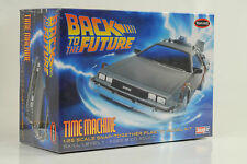 Movie Kit Back to the Future Time machine JMC Fusion 1:25 Polar Lights Bausatz