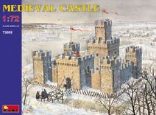 MINI ART MODELS MEDIEVAL CASTLE 1:72 MIA72005