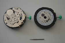 MIYOTA OS20 QUARTZ Watch Movement with stem  NEW