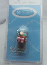 JOBLOT 10 X ME TO YOU BEAR TATTY TED FLOWER POT 30MM MOBILE PHONE CHARMS