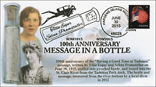 2015, Message in a Bottle, Harsens Island MI, 100th Anniversary, 15-305