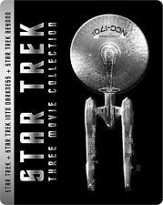 Star Trek Trilogy Limited Edition Steelbook (Blu-ray 2D/3D) Into Darkness Beyond