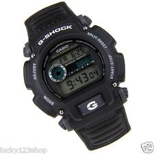 DW-9052V-1D BLACK NYLON CASIO MEN'S DIGITAL G-SHOCK 200M BRAND-NEW