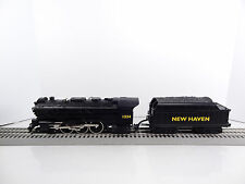 Lionel O Scale New Haven NH 4-6-2 Pacific Steam Engine and Tender 6-18085