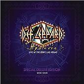 Def Leppard Viva Hysteria Live at the Joint Las Vegas Special Edition 2 CD 1 DVD