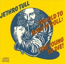 Jethro Tull, Too Old to Rock N Roll: Too Young to Die, Excellent Original record
