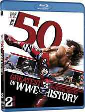 WWE - The 50 Greatest Finishing Moves in WWE History Blu-ray (Pre-Owned)