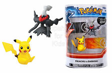 SFK Pokemon X & Y Pikachu vs Darkrai Figure 2-Pack