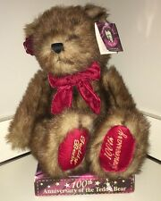 DanDee Teddy Bear Special Edition 100th Anniversary Collectors Choice 18 Inch