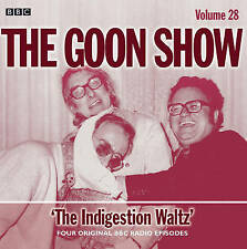 THE GOON SHOW - THE INDIGESTION WALTZ - VOLUME 28 NEW/SEALED
