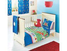 George Casa heroico Caballeros Junior cama edredón cubrir 120x150cm + Funda de Almohada 40x60