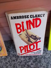 Blind Pilot, by Ambrose Clancy, a Penguin books book