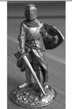 Lead soldier,lead toy,Germanic knight,unpainted,handmade,collectable,detailed