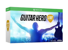 Guitar Hero Live Xbox One with Guitar Controller