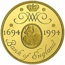 1994 £2 COIN TERCENTENARY OF BANK OF ENGLAND 300 YEARS 1694 1994 2 xx