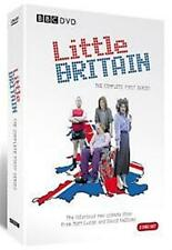 LITTLE BRITAIN THE COMPLETE FIRST SERIES ONE 1 2 DISC BOXSET BBC REGION 2 L NEW