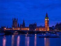 ART PRINT POSTER PHOTO CITYSCAPE LANDMARK BIG BEN WESTMINSTER LONDON LFMP1157
