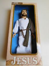 NEW IN BOX Messengers Of Faith JESUS Talking Doll Recites Verses by One 2Believe