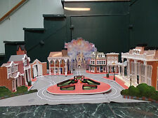 Sears Disney World Main Street Town Square Playset Complete