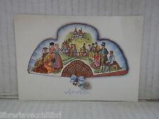 Vecchia cartolina foto d epoca di ALTO ADIGE VENTAGLIO CASA MAMMA DOMENICA