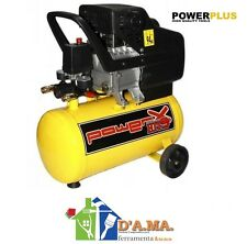 COMPRESSORE 24 LT HIT POWER X 2 HP 8 BAR 1500W