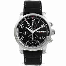 Montblanc Timewalker Chronograph Stainless Steel 43mm 107336