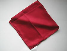 Pure Silk Pocket Handkerchiefs (100% silk). Imported by Threads of Silk London.