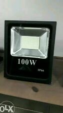 100 watts Led Flood light in aluminum body with one year warranty