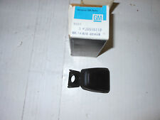 GENUINE GM PART # 20519713--SEAT BELT ANCHOR POINT COVER