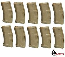ARES Amoeba 140rd S-Class Mid-Cap Magazine mag M Series Airsoft AEG DE [10PCS]