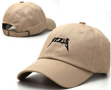 Yeezus Baseball Cap Hat Yeezy Tour Embroidered Dad Cap 350 750 Kanye West/Khaki