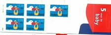 UCCELLI - BIRDS NETHERLANDS 2001 For The Baby self-adhesive booklet