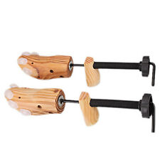 New 5-10  Size 1 Pair Wood Wooden Women GIrl's Ladis Shoe Shoes Tree Stretchers