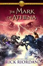 The Heroes of Olympus: The Mark of Athena by Rick Riordan (2012, Hardcover)
