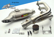 Akrapovic escape deportiva escape exhaust yamaha mt 09 mt-09 13 - > rn29 Kat New