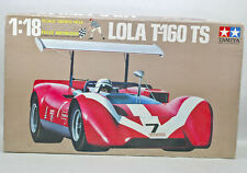 TAMIYA 1:18 Model Kit#1811/CS1804 LOLA T-160 TS Series No.4  1st.ed. Kit release