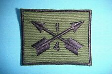 GR PATCH US ARMY 4th BATTALION 1st SPECIAL FORCES GROUP