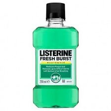LISTERINE FRESH BURST MOUTHWASH - 250ML