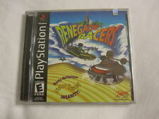 Renegade Racers (PlayStation PS1) Black Label Brand New, Sealed!