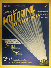 The NEW MOTORING ENCYCLOPEDIA - 1937 - Part 17 - Ignition - Invicta - Index Mark