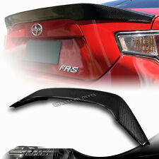 For 13-16 Scion FRS Subaru BRZ GT86 Carbon Fiber Rear Spoiler Wing TR-D STYLE